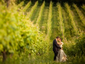 Italian Vineyard Wedding