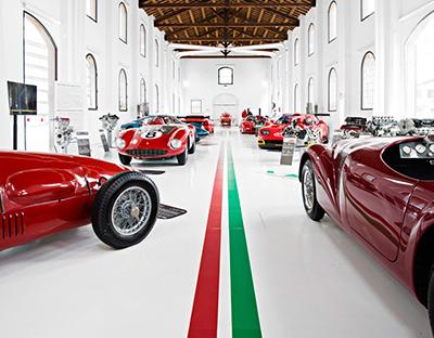 Ferrari Tours