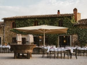 Medieval Italian Village Wedding Venue